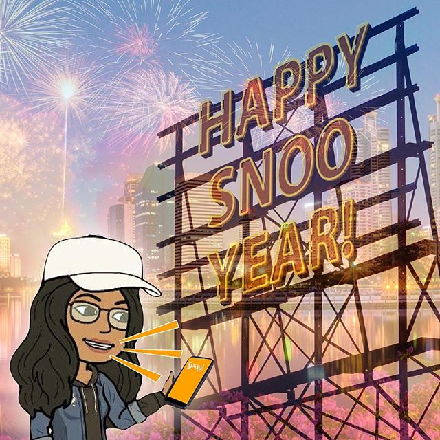 Happy Snoo Year everyone! 🎇 Tomorrow we hope you and your friends wake up to the happiest and most fun year of your lives so far 😘🧡! Bring on 2019 💪