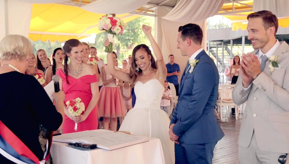 Lumeria poročni video film snemanje poroke