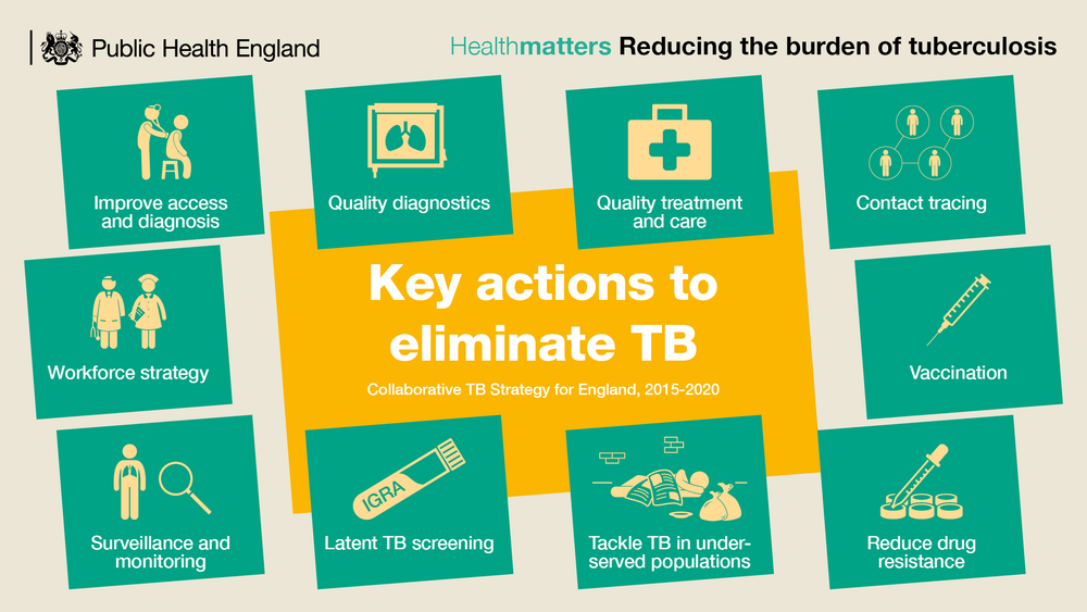 Collaborative TB Strategy 10 key areas for action