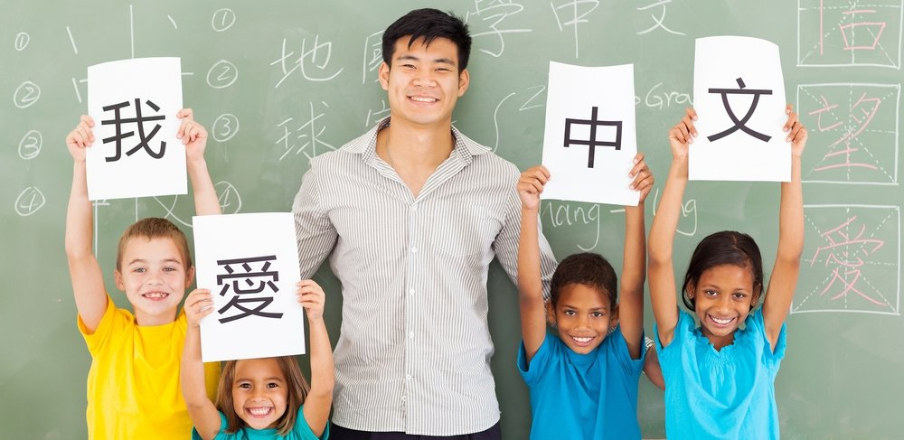 Children's Chinese Class & Chinese Class for kids Singapore