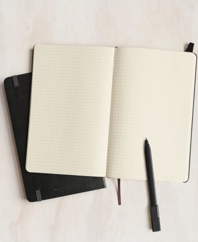 The Best Journal - Do you bullet journal? If no, then why not? It is an incredible system of time management and staying focussed. I like to only use grid notebooks for my journal but others like dotted grids. You can chose the right one for you here.