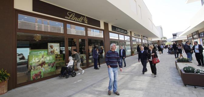 Brugnato 5Terre Outlet Village — ROS Retail Outlet Shopping