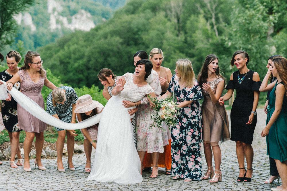 Frl. K sagt Ja - Hochzeitsreportage auf der Maisenburg
