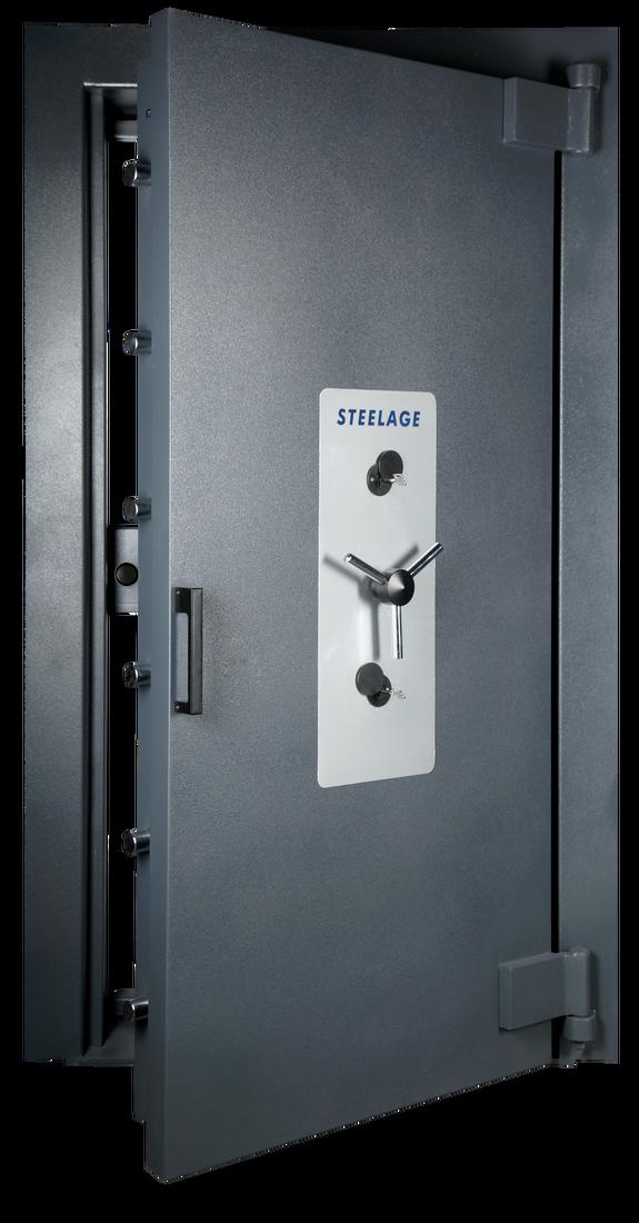 """2"""" Strong Room Door"""