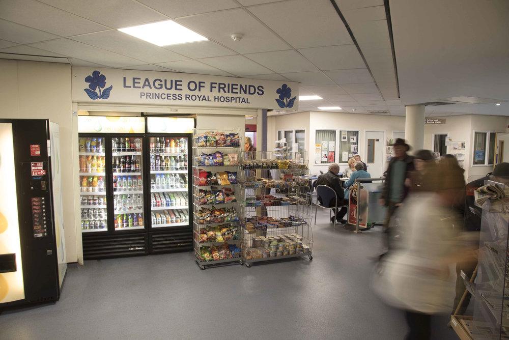 League of Friends Cafe at The Princes Royal Hosptial.jpg