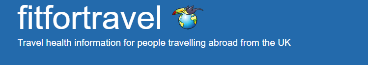 ^ A preview of the FitForTravel website ( http://www.fitfortravel.nhs.uk/home.aspx )