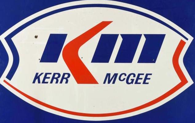 Logo of Kerr-McGee