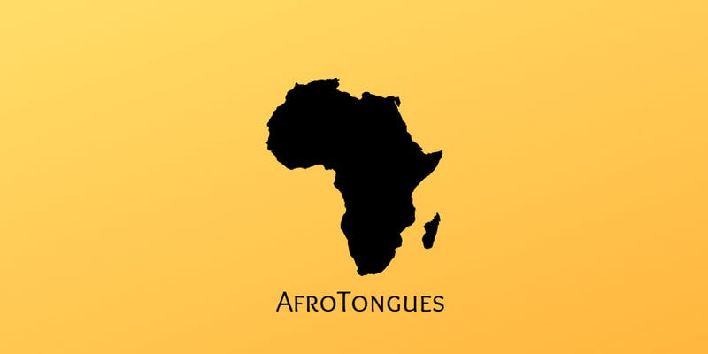 """AfroTongues Launches as """"the World's First Crowd-Sourced App Exclusively for African Languages"""".jpg"""