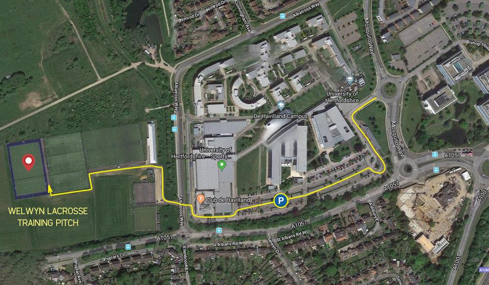Welwyn Lacrosse Training Pitch Map.jpg