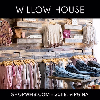 Willow House Boutique, Downtown McKinney