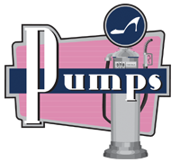 Pumps, Downtown McKinney