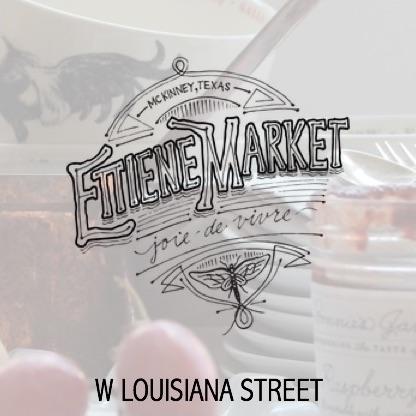 Ettiene Market, Downtown McKinney