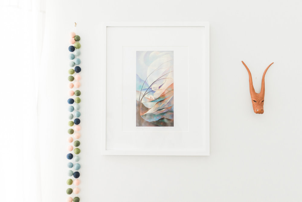 nursery design artwork