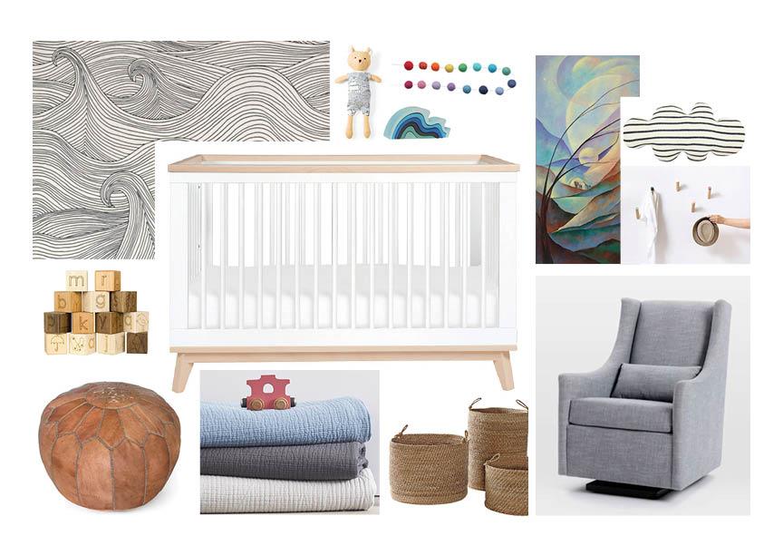 nursery-design-style-board