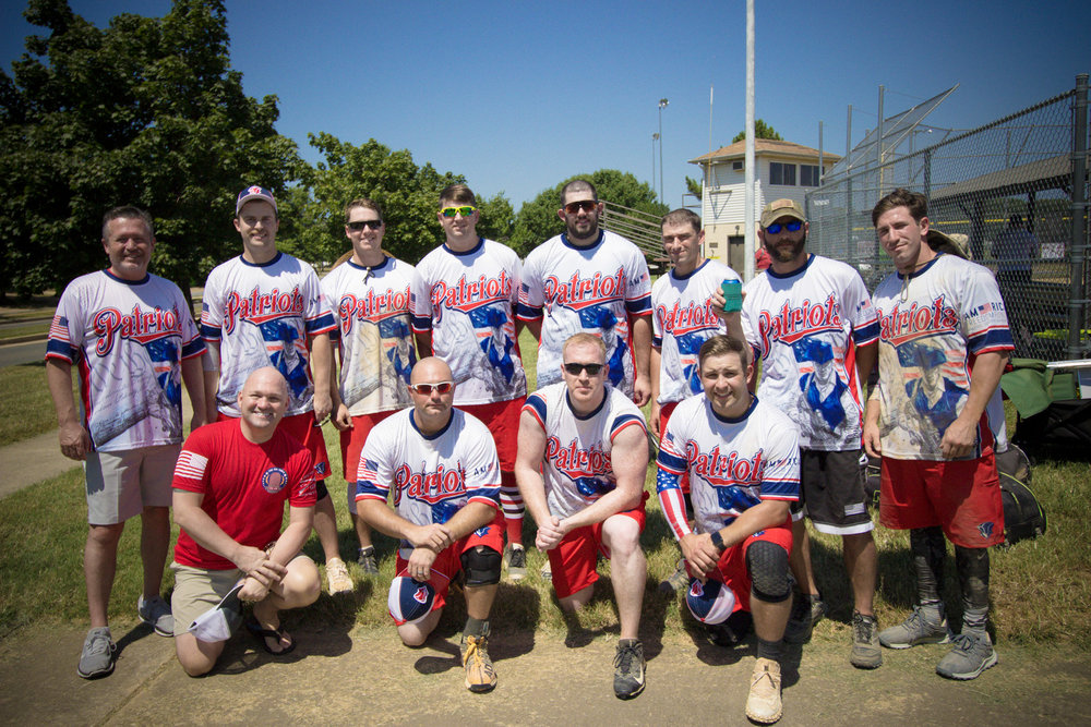 Celebrity Sweat Softball Tournament