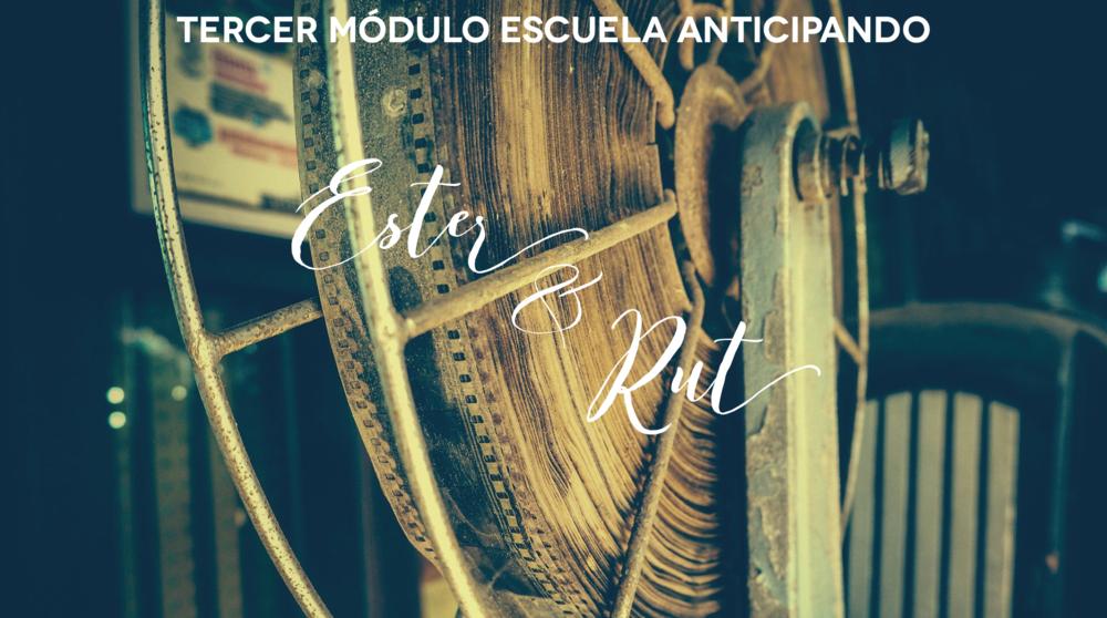 ESTER & RUT   En este curso estudiaremos los libros de Rut y Ester, que nos muestran la historia de dos mujeres que experimentaron la Bondad y el favor de Dios…  haz click    AQUÍ    para ver el contenido del curso