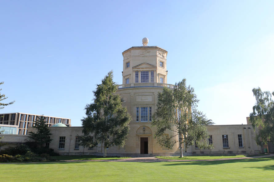 Radcliffe Observatory where our Psychology tutorials are being held