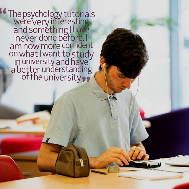 Here's what one of our students had to say about our Psychology course! 🤗 . Our summer school programmes are not only fun and interactive, but  offer students the opportunity to experience what Oxbridge tutorials are really like. . As well as tutorials, students also have the opportunity to practice talking one-on-one about their subject! . They are introduced to material that sparks conversation regarding their subject-topic, and talk these through with experts in the field. In this way they are prepared for the teaching style that is adopted by Oxford and Cambridge Universities. . If you would like to take part in a summer school, check out the link in our bio! ☀️📚 . . . #oxfordsummer #cambridgesummer #summersun #summercamp #summerschool #summerschoolfun #summerschool2018 #psychology #tutorial