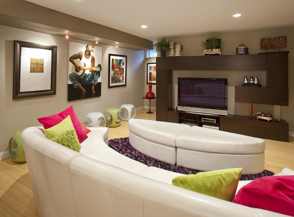 Entertainment Room - Mitchellville, MD