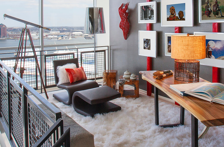 Waterfront Penthouse - Baltimore, MD