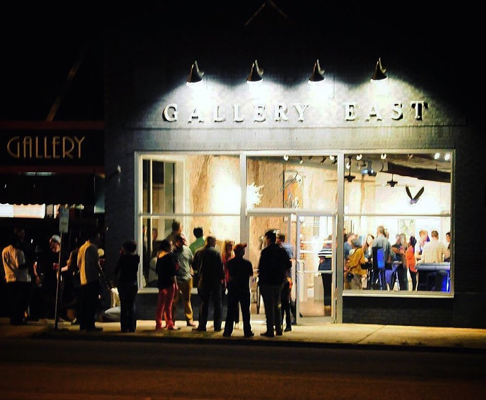 gallery east  (photo by ben fricks)
