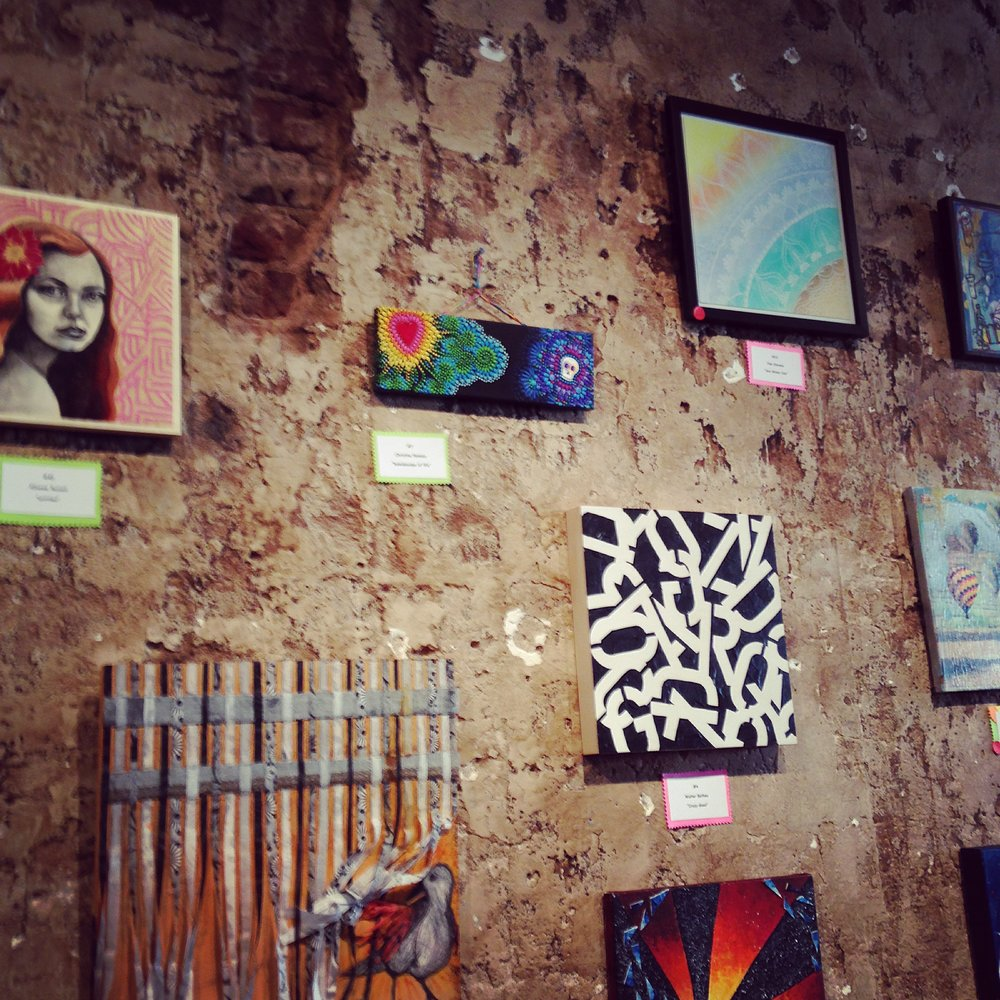 sixty by sixty gallery east   spartanburg, sc july 2015