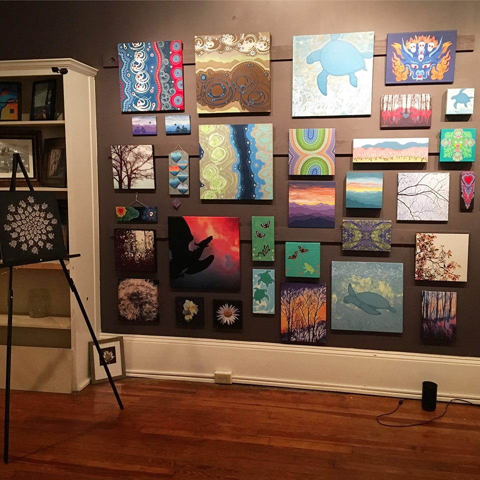 2017 exhibiting artists' group show carri bass photography   tryon, nc november - december 2017