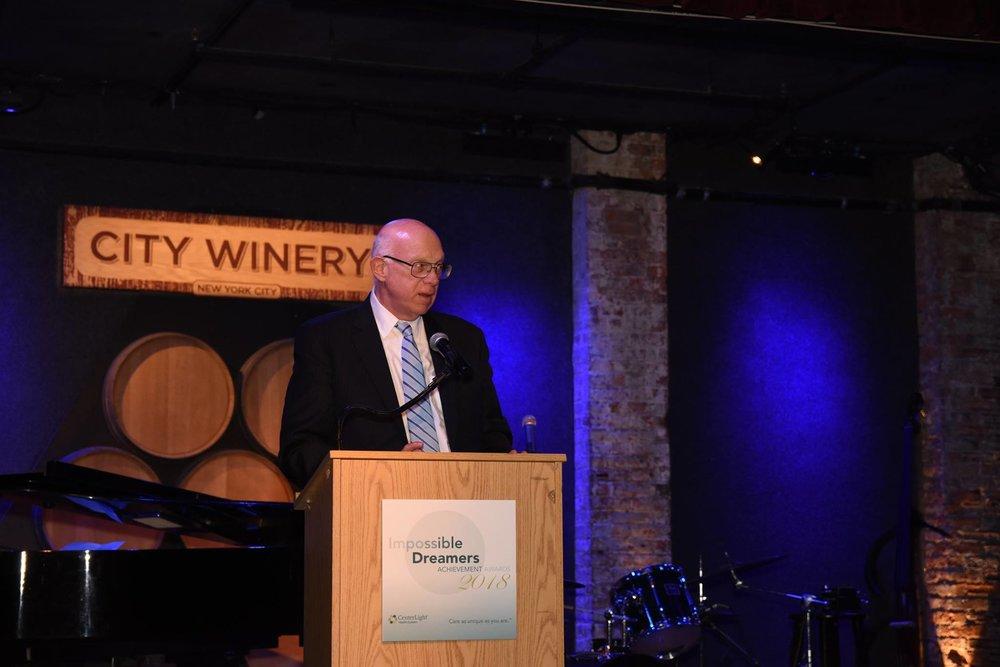 Copy of Michael Potack receives award