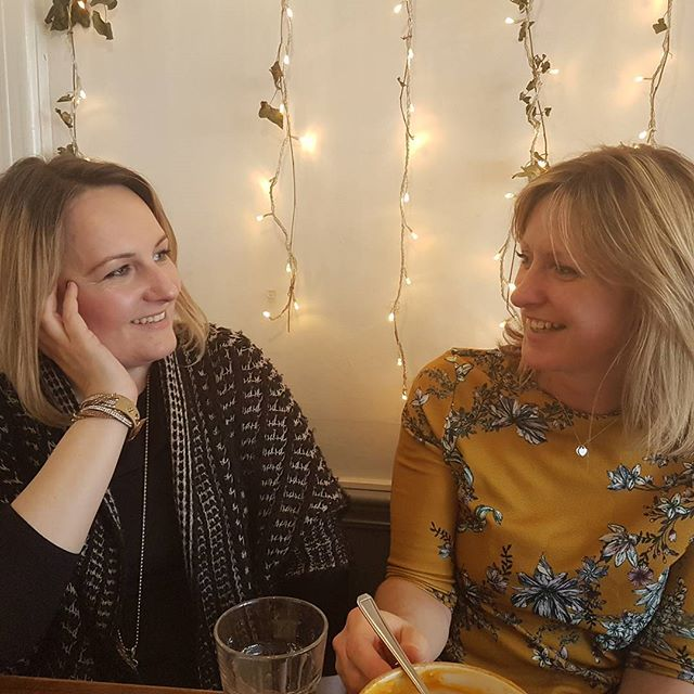 Great afternoon with these two AMAZING women and #makeoveramillion champions ❤❤ @khvirtualassistant / @the_oily_nerd_ @cheshire_oil_lady 👭  women supporting women, supporting children  _________________  Look out for them in our Brand Friends section on the website and get ready to read about two exceptional women in business, mums and gorgeous socially conscious human beings