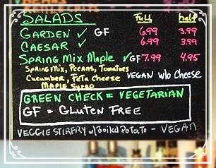Gluten Free -