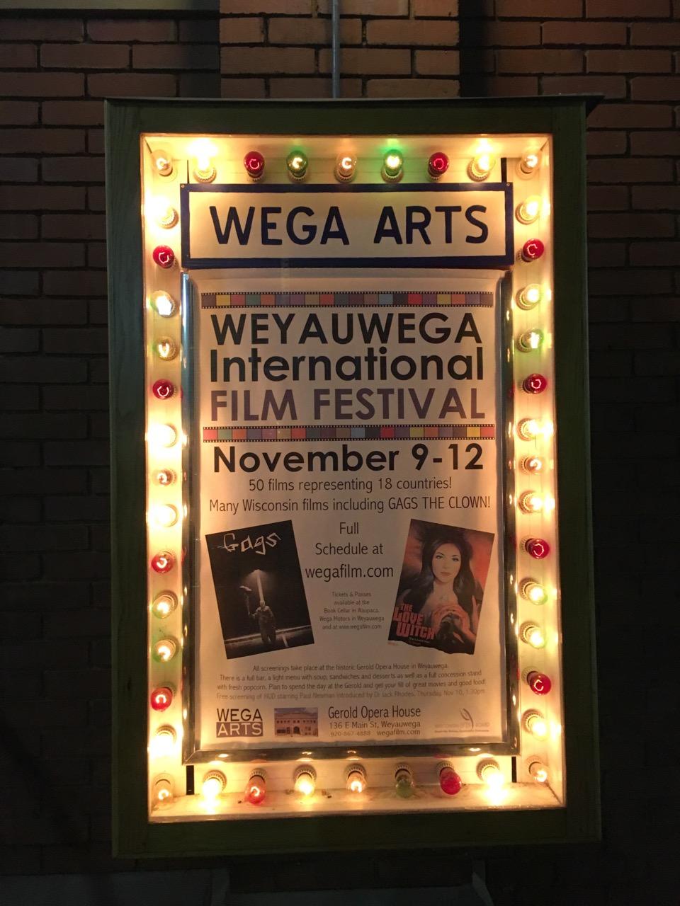 Weyauwega International Film Festival