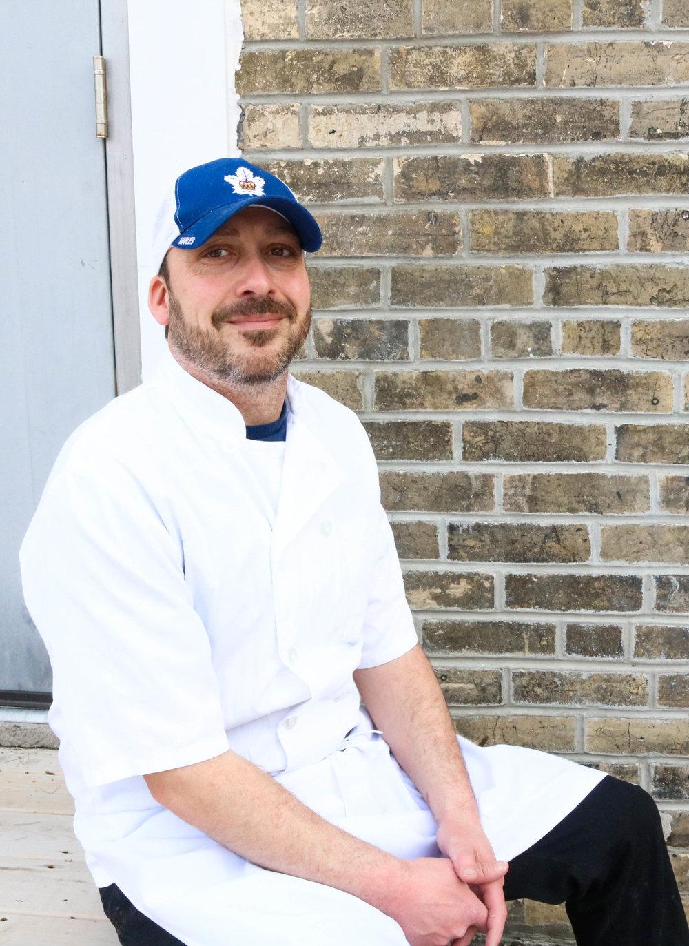 Lee Black, Executive Chef