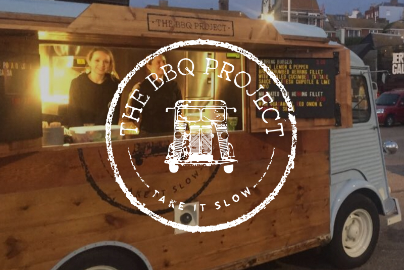 The B.B.Q. Project - The BBQ Project are all about creating delicious homemade BBQ style food using nothing but the best, locally sourced ingredients.Their innovative and mouth-watering creations are served from a painstakingly-restored 1957 Citroen H van named Joan.