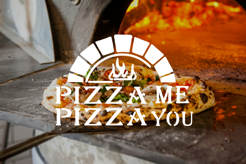 Pizza Me, Pizza You - Pizza Me Pizza You is the dream-child of father and son pizza aficionados Steve and Kurtis.Armed with an everlasting thirst for flavour and their amazing clay oven, Steve and Kurtis will be joining us to dish-out delicious wood fired pizza to our guests over the weekend.