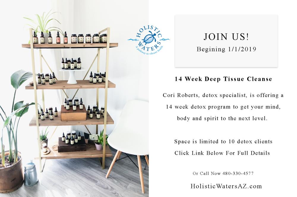 Herbal Cleanse Holistic Waters