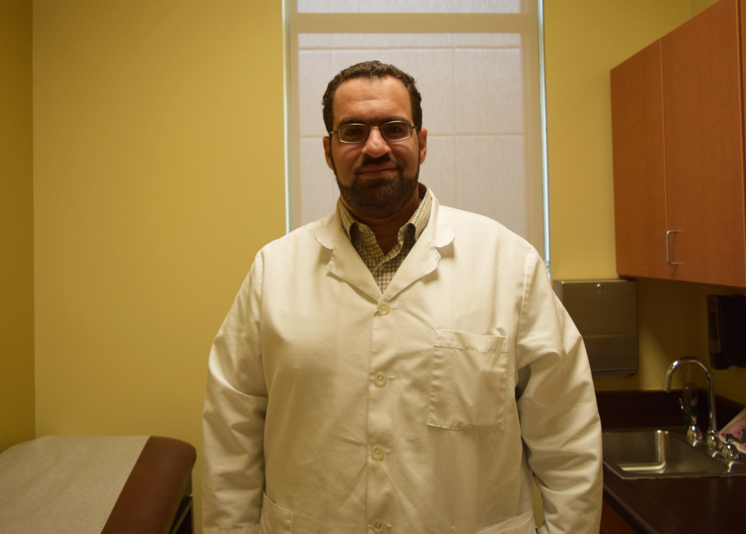 Dr. Marzouk