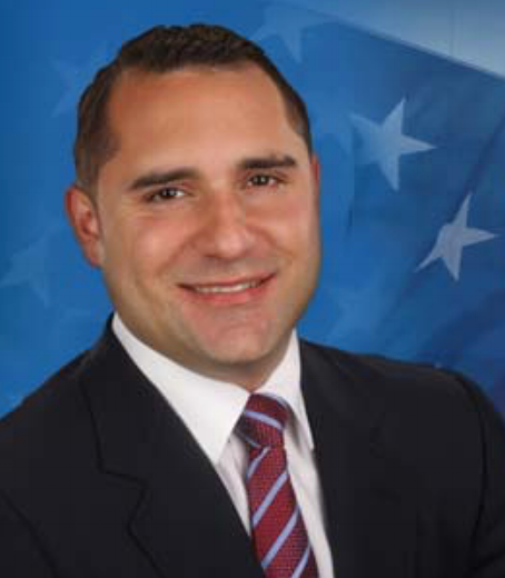 Carlos Tobon (D) House District 58 - Pawtucket