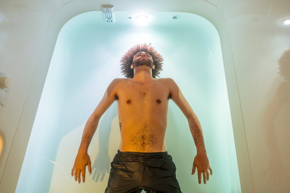 Floatation Therapy in Norman, OK.  Whether you are looking for relief from anxiety and stress or chronic pain, or you want to deepen your meditation practice- floating may be able to help.