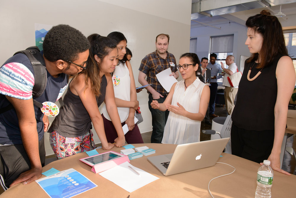 TechTank Summer Social June 2016 at ThoughtWorks NYC