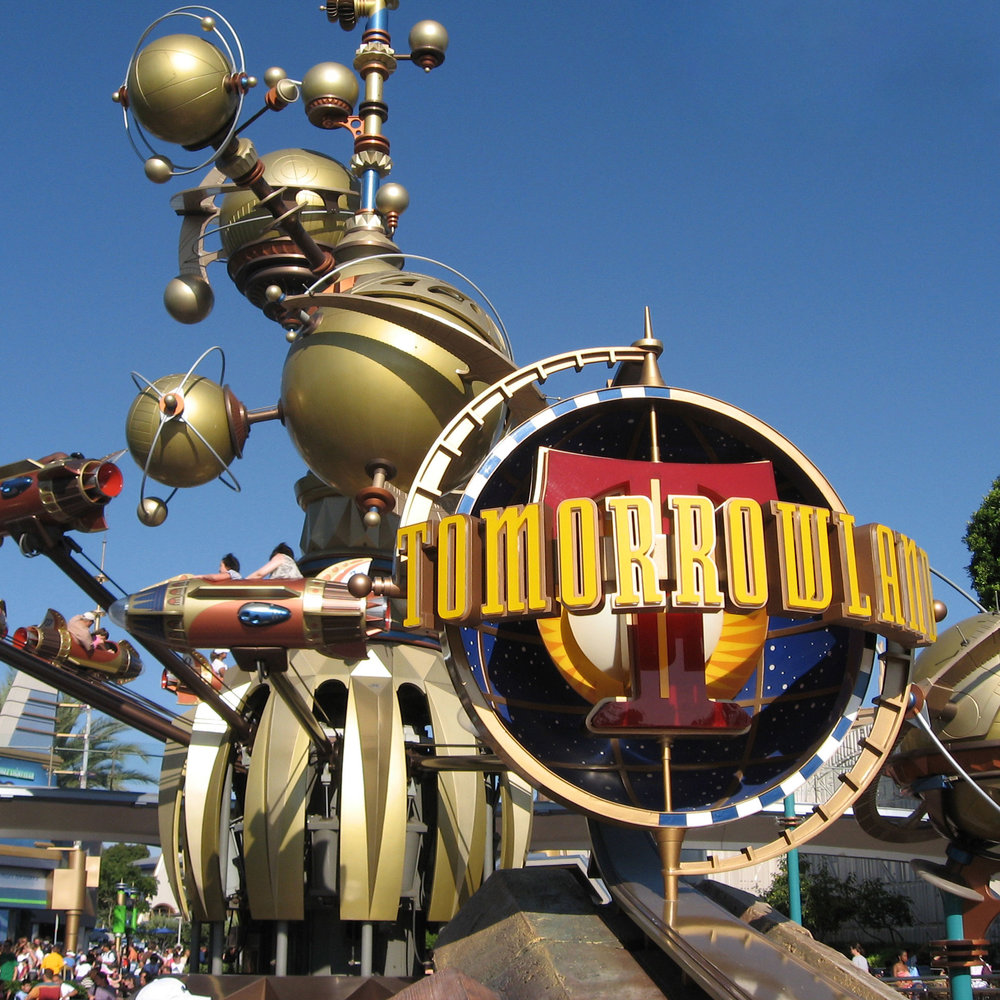 Disneyland's Tomorrowland Innoventions Pavilion - Interactive Games & Kiosks - SFX Editor, Earwax Productions