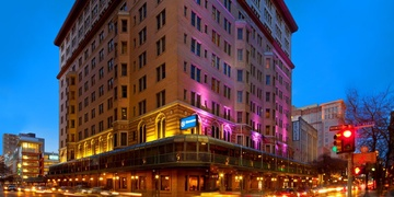Sheraton Gunter Hotel   San Antonio, TX | 4 Star | 322 Rooms | Status: EXITED