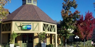 Holiday Inn Express Solvang - 1455 Mission Drive, Solvang, CA, 93463, USA(805) 688-2018info@marquishotelsgroup.comCome discover the preferred destination of travelers visiting the Santa Ynez Valley, the Holiday Inn Express Solvang. We are centrally located in the Danish Town of Solvang, walking distance to all of its major attractions. It is best known for its shopping, restaurants, chocolate factories and wine tasting rooms! Our hotel is centrally located within Santa Barbara County's Wine Valley. The Holiday Inn Express Solvang is within minutes to Vandenberg Air Force Base, renowned Wineries such as Firestone, Gainey, Buttonwood and Rusack. If you are a golf enthusiast then make the Holiday Inn Express Solvang your golfing headquarters. You can golf at courses such as Zaca Creek Golf Course, The Alisal River Course, San Marcos Golf Course and La Purisima Golf Course.