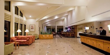 Holiday Inn Hotel & Suites Santa Maria - 2100 North Broadway, Santa Maria, CA, 93454 , USA,(805) 928-6000info@marquishotelsgroup.comLocated on El Camino Real between the beautiful cities of San Luis Obispo and Santa Barbara, Santa Maria is a place where fresh produce, local wineries and a Mediterranean climate combine to create a wonderful atmosphere. No matter what brings you to this California city, you're sure to enjoy your trip.