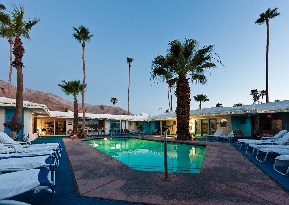 Palm Springs Rendezvous, Palm Springs, California