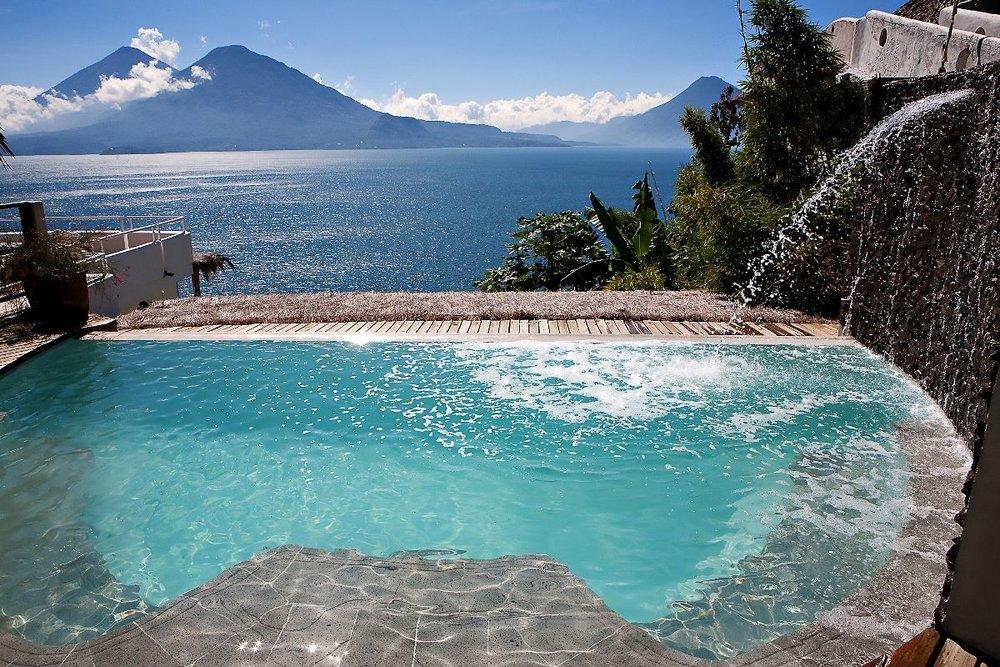 La Casa Colibri, Lake Atitlan, Guatemala