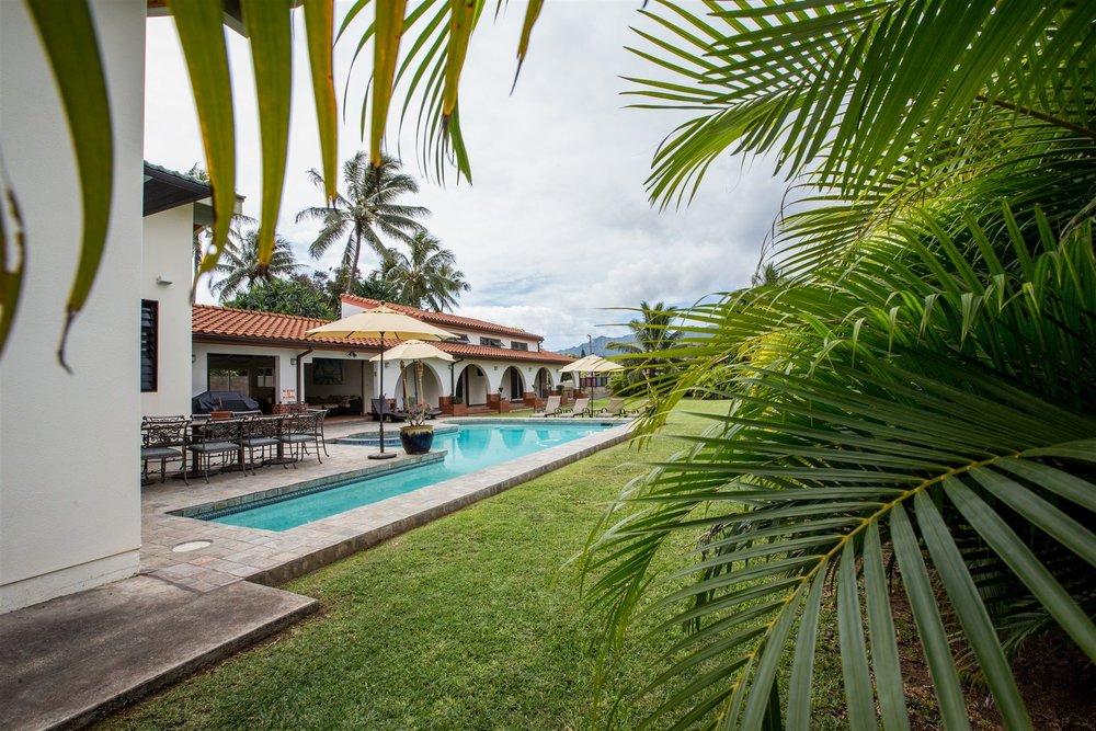 Kolea Estate, Kailua, Hawaii