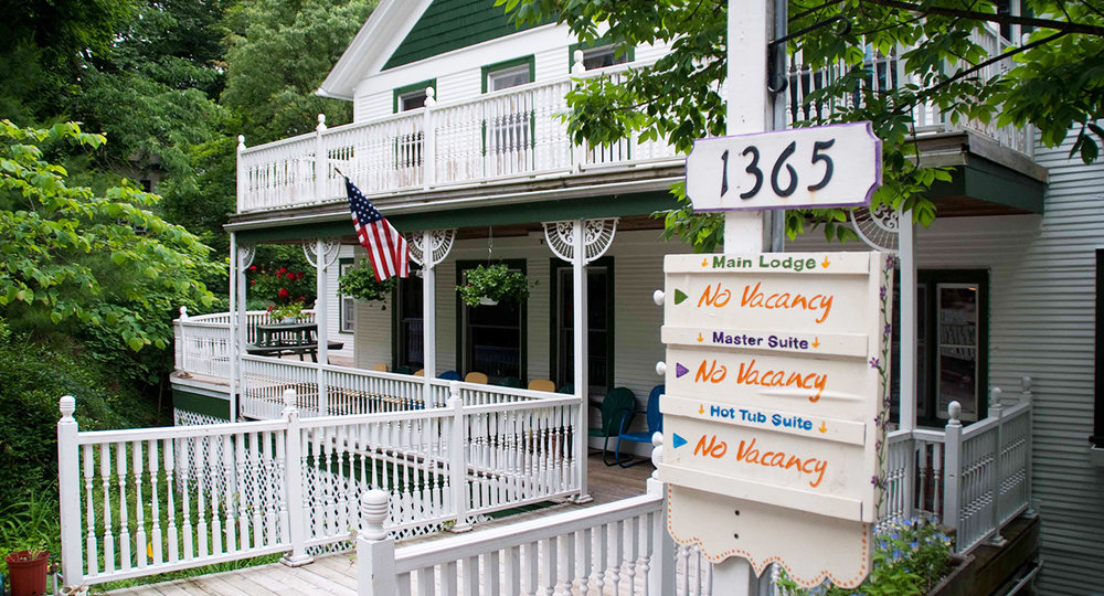 Unplug and unwind at Khardomah Lodge. Photo credit:  Visit Grand Haven