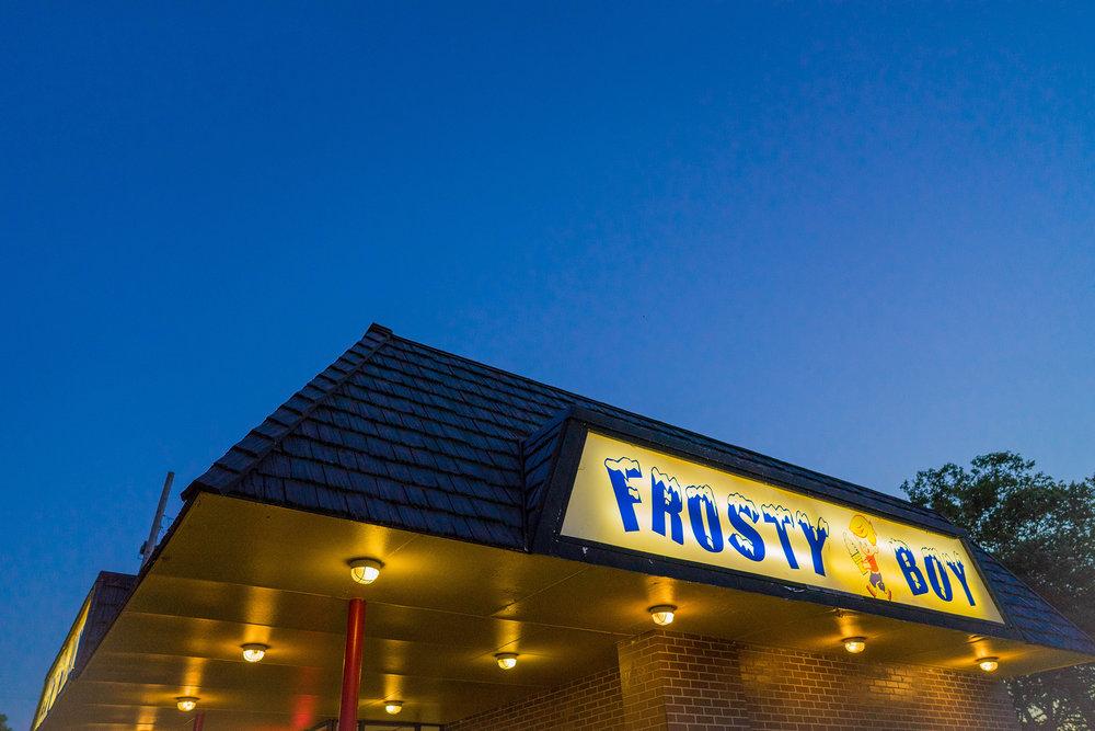 Frosty Boy: A Neighborhood Classic