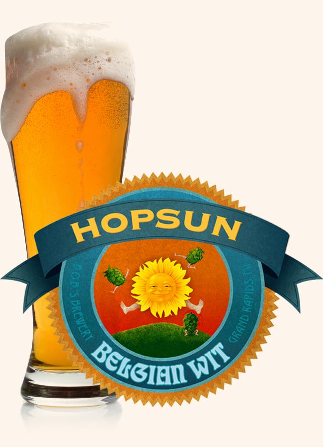 Hopsun by BOB's Brewery