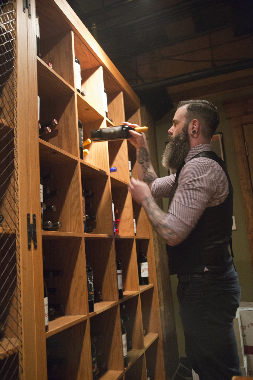 The Gilmore Collection restaurants' wine lists are ever-changing and growing. Haven't stopped by in awhile? You're sure to find something new that you'll love!